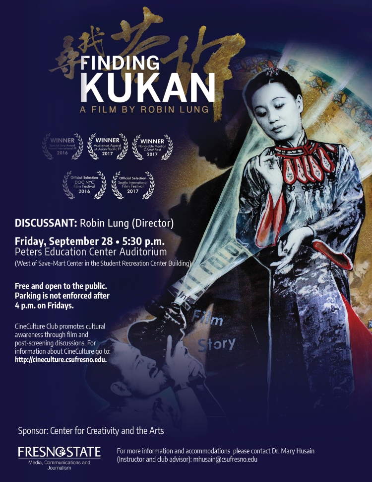 Finding Kukan movie poster