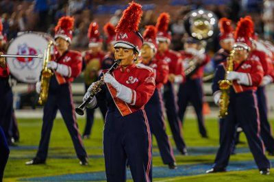 Fresno State Marching Band