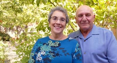 Dr. Raymond and Jacqueline Doumanian