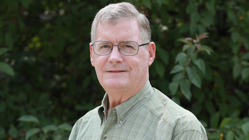2018 College of Arts and Humanities Top Dog - Dr. Gerald R. McMenamin