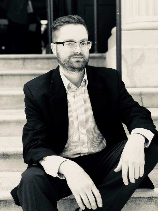 Dr. Bradley W. Hart, Assistant professor, Department of Media, Communications & Journalism.