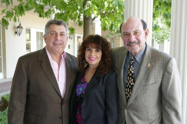 Warren Paboojian, Armen Bacon, and Jim Melakian