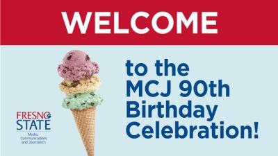 MCJ 90th Birthday Celebration