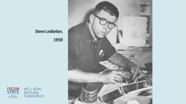 Steve Ledbetter, 1959