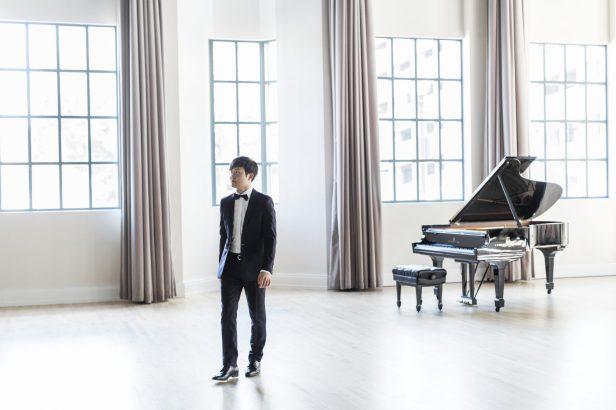 Yekwon Sunwoo, photo by Jeremy Enlow/Cliburn