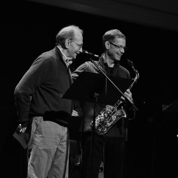 Philip Levine and Benjamin Boone