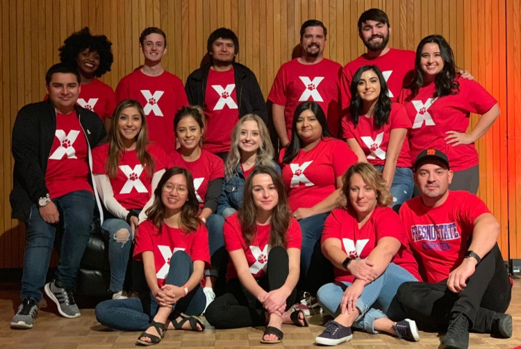 TEDxFresnoState team