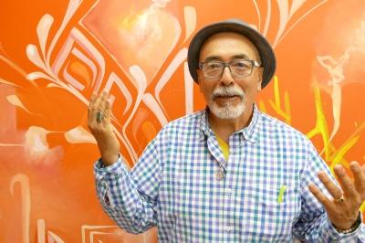 United States Poet Laureate Juan Felipe Herrera
