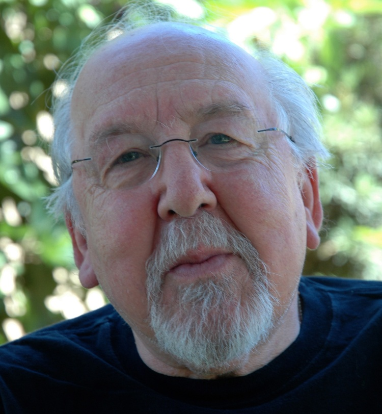 Peter Everwine, Poet and Emeritus Professor at Fresno State