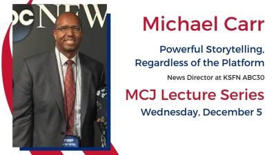 Micheal Carr - KFSN ABC30 News Director
