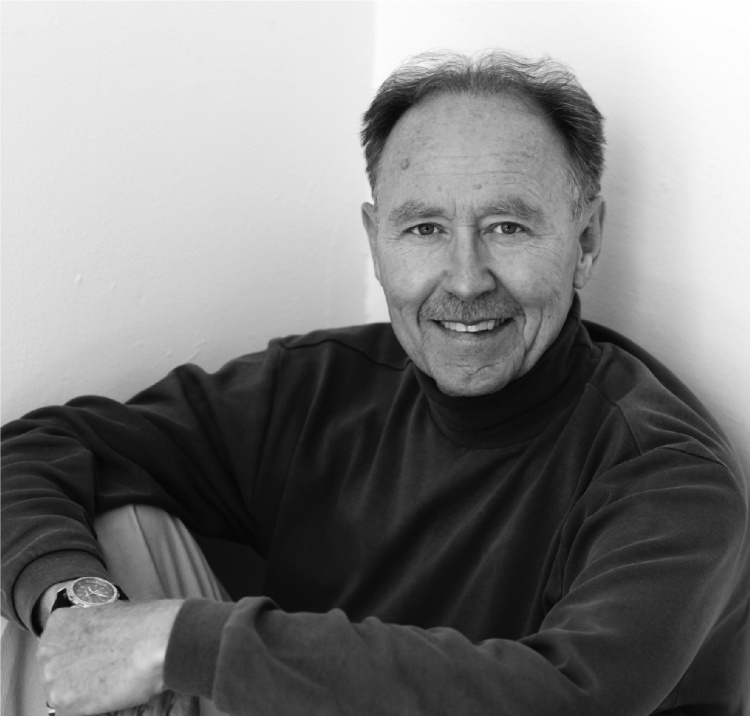 Author Mark Irwin