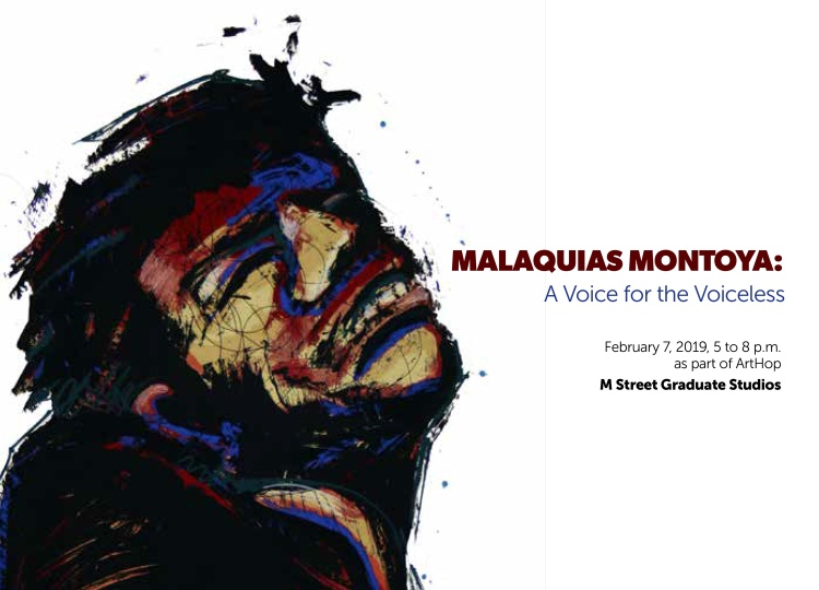 Malaquias Montoya, A Voice for the Voiceless