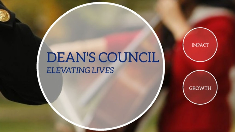 Dean's Council - Elevating Lives: Impact, Growth