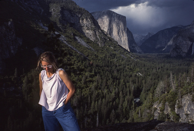 Annie Leibovitz, Yosemite Valley 1987