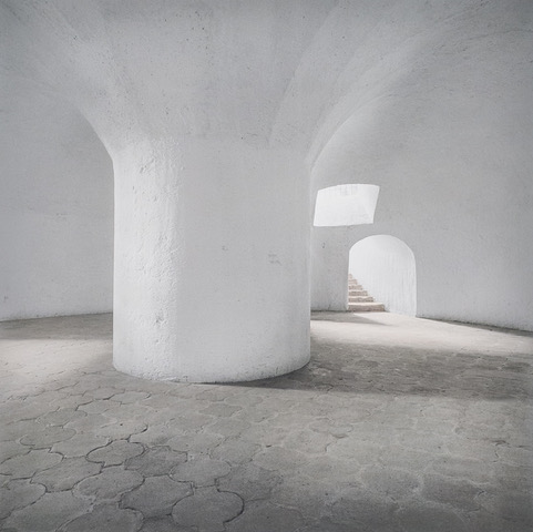 Las Capuchinas, (The Singing Room), Antigua, Guatemala, 1997