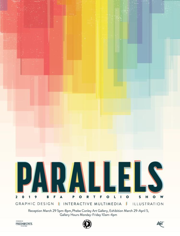 Parallels 2019 BFA Portfolio Show
