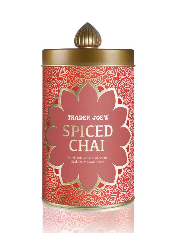 "Edward Castellanos; Packaging – ""Indian Spiced Chai"""
