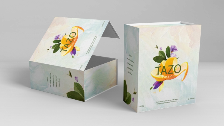 "Leen Almasri; Packaging – ""Tazo"""