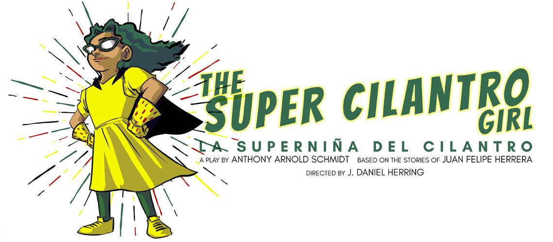 The Super Cilantro Girl