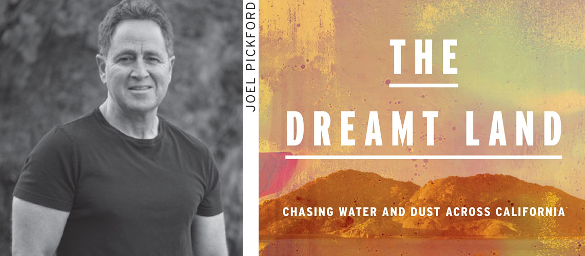 Mark Arax - The Dreamt Land - Chasing water and dust across California