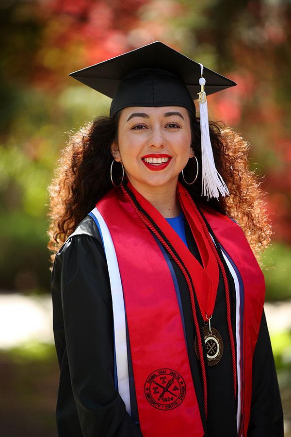2019 Dean's Medalist Primavera Leal Martinez