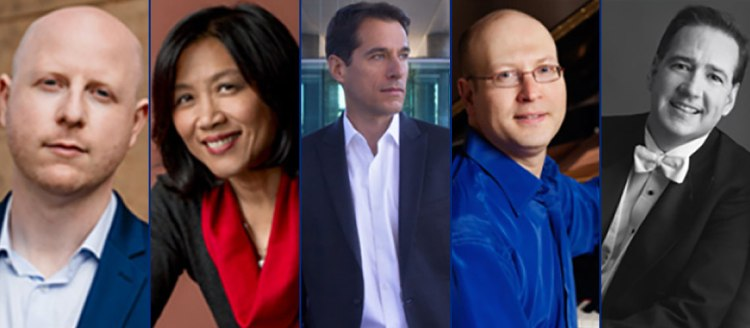 Jeffrey LaDeur, Gwendolyn Mok, Omri Shimron, Richard Shuster, and William Wellborn