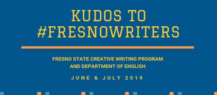 Kudos to Fresno Writers