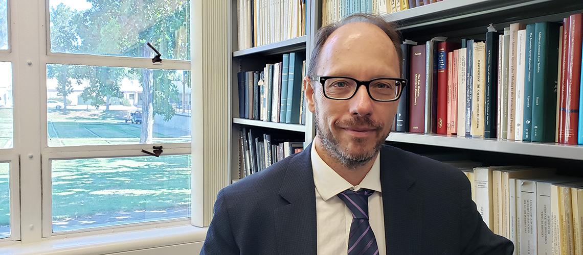 Dr. Sergio La Porta