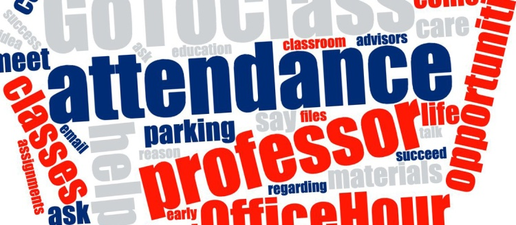 Tips for college word cloud