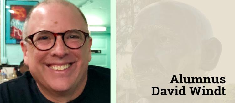 Alumnus David Windt