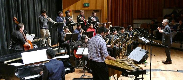 Fresno State Jazz Orchestra