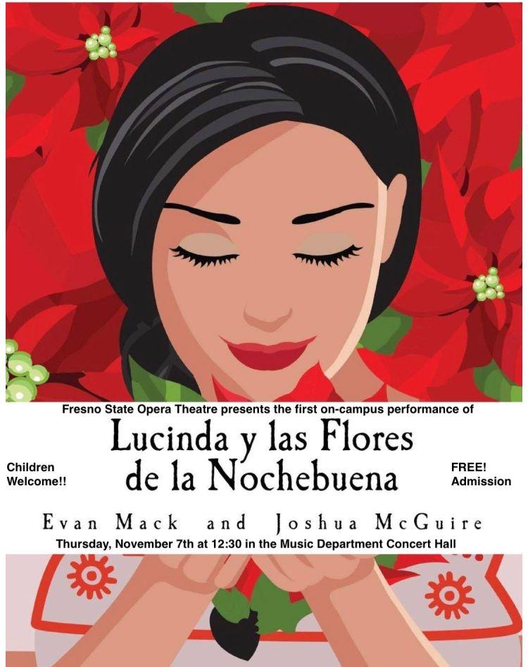 Lucinda y las Flores de la Nochebuena