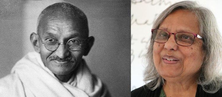 Ela Gandhi, photo by Fuzheado.