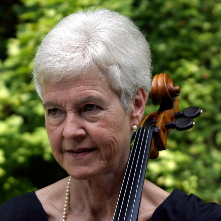 Helga Winold, professor emeritus, Indiana University Jacobs School of Music