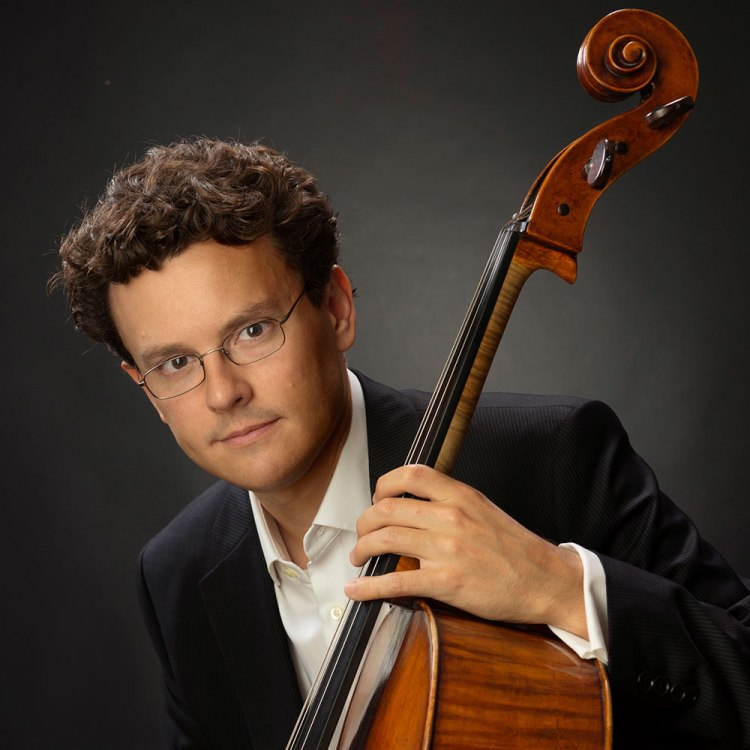 Jonathan Ruck, professor of cello University of Oklahoma