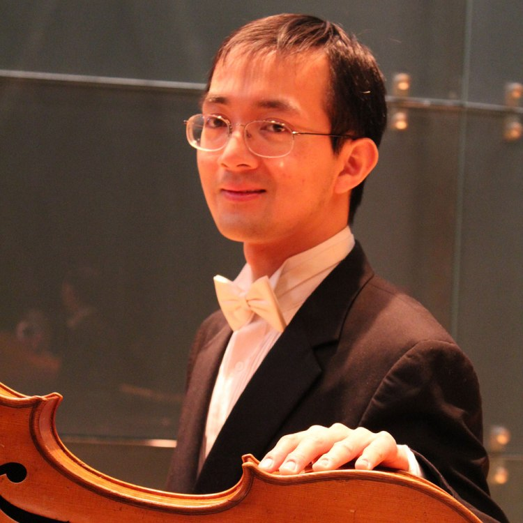 Dr. Ka-wai Yu, professor of cello Dixie State University