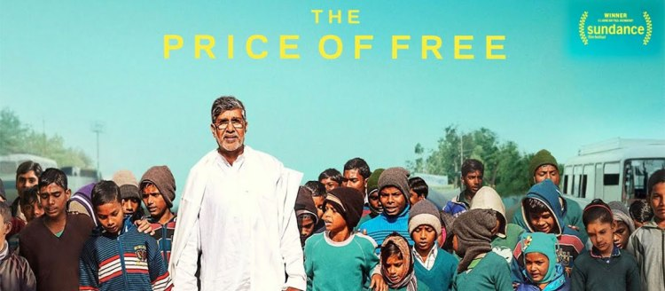 The Price of Free movie poster