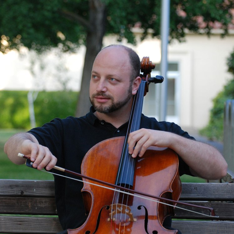 Thomas Loewenheim, professor of cello and director of orchestral studies, California State University, Fresno