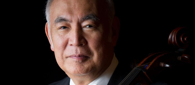 Tsuyoshi Tsutsumi, cellist, president of Suntory Hall, professor
