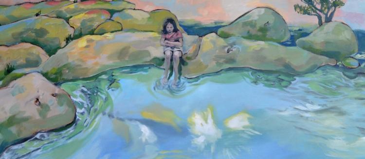Nory Setha Painting