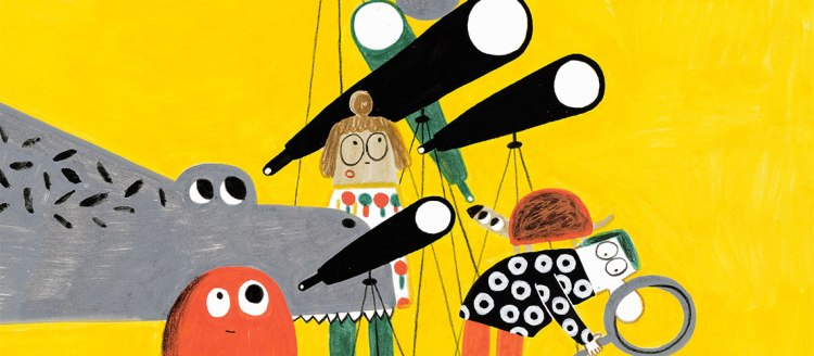 Portuguese author, illustrator and graphic designer Catarina Sobral