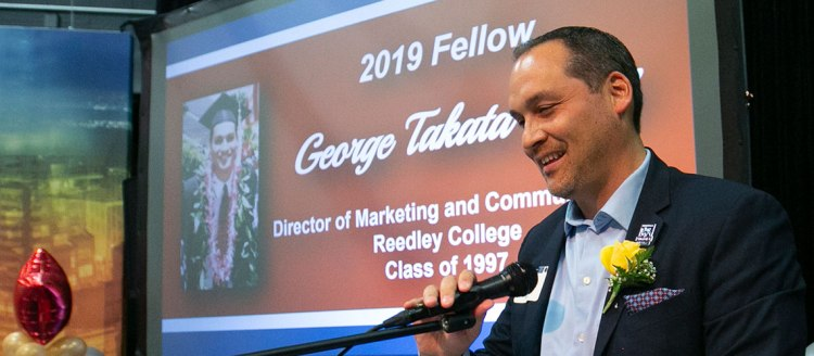 2019 Fellow George Takata