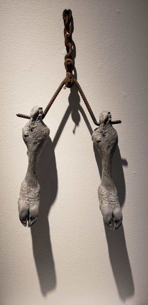 """Meat Hook"" by Micheal Favagrossa"