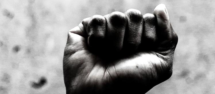 Detroit '67 fist