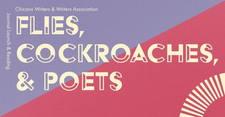 Flies, Cockroaches & Poets journal release