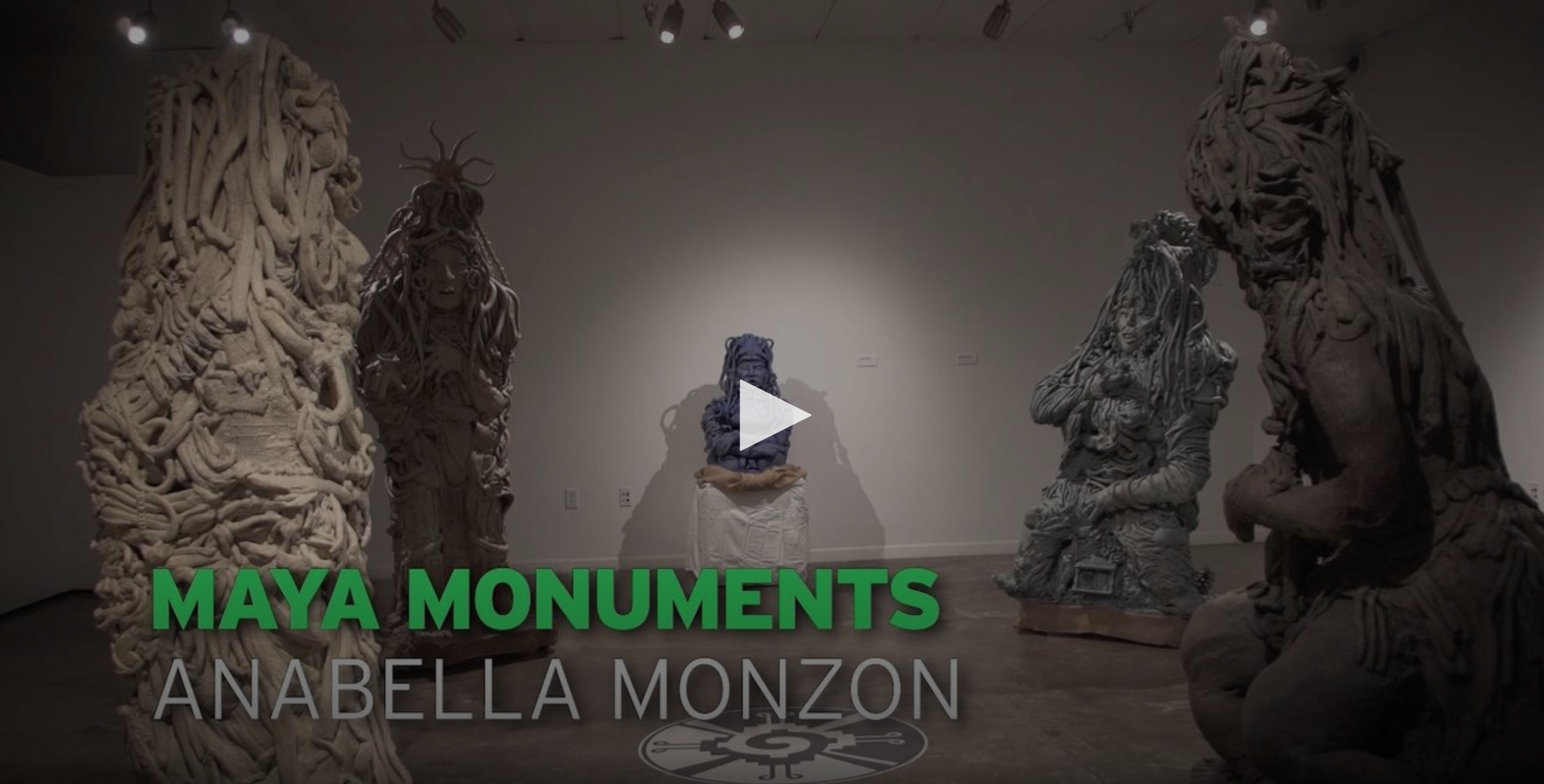Mayan Monuments - Anabella Monzon PBS video