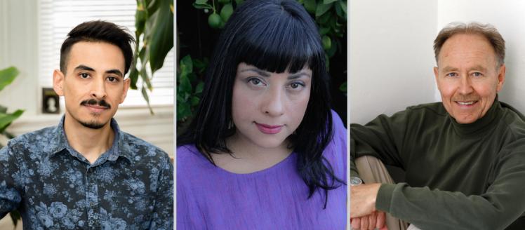 Marcelo Hernandez Castillo, Marisol Baca, Mark Irwinand