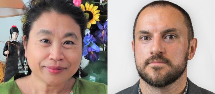 Dr. Kao-Ly Yang and Dr. Vadim Keyser