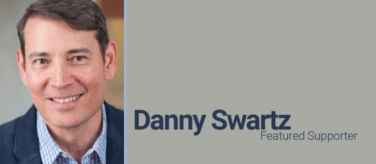 Featured Supporter: Danny Swartz