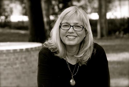 Department of English lecturer Tanya Nichols